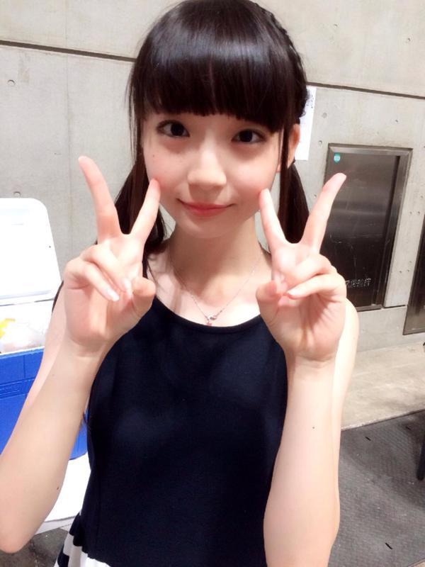 NGT48荻野由佳のエロ画像8