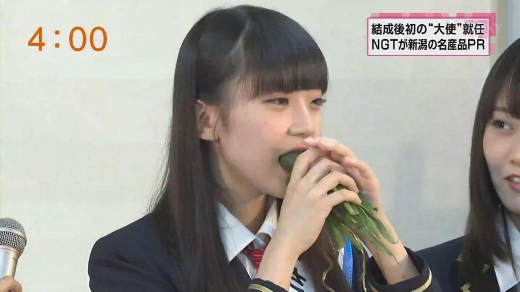 NGT48荻野由佳のエロ画像9