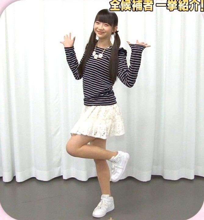 NGT48荻野由佳のエロ画像10