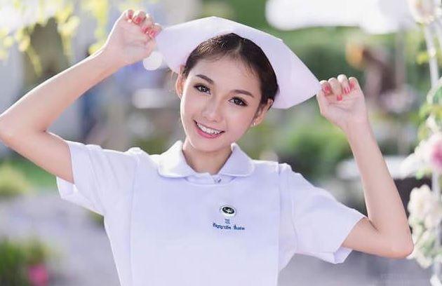 タイのセクシー過ぎるナースさんのエロ画像25枚・12枚目の画像