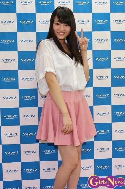 元NMB岡田梨紗子こと松田美子のAVデビューヌードエロ画像64枚・52枚目の画像