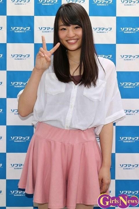 元NMB岡田梨紗子こと松田美子のAVデビューヌードエロ画像64枚・53枚目の画像