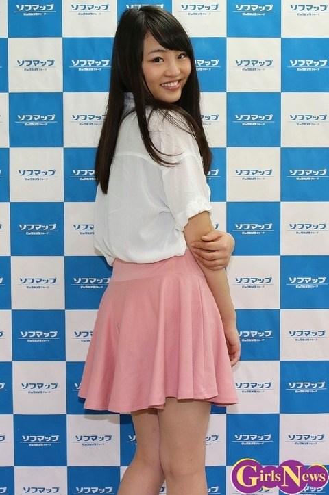元NMB岡田梨紗子こと松田美子のAVデビューヌードエロ画像64枚・54枚目の画像