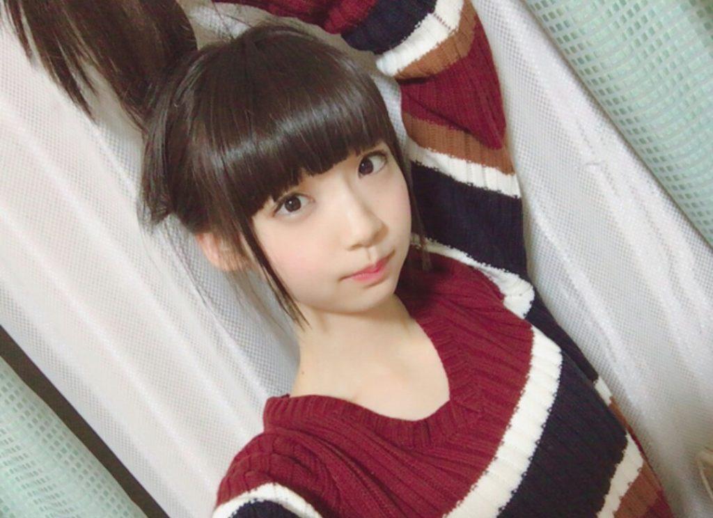 NGT48荻野由佳のエロ画像16