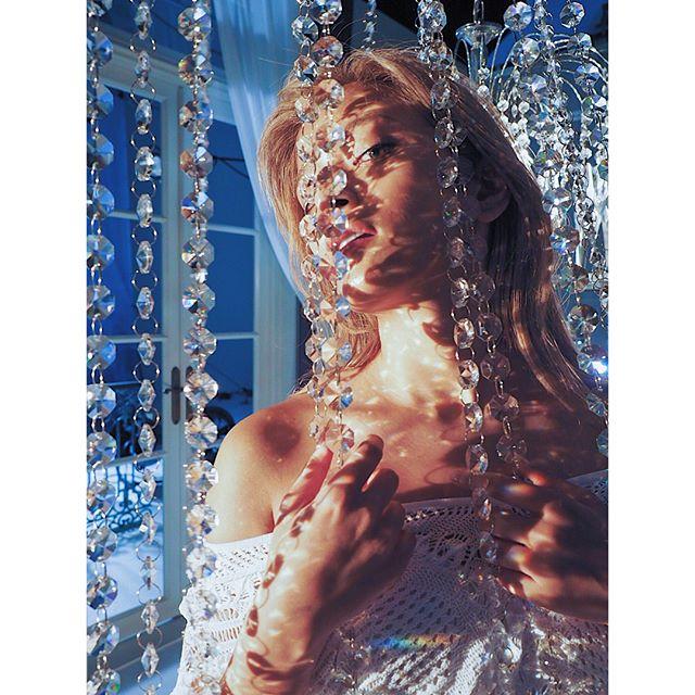 ローラ(27)のFカップ乳首ポロリのインスタエロ画像42枚・21枚目の画像