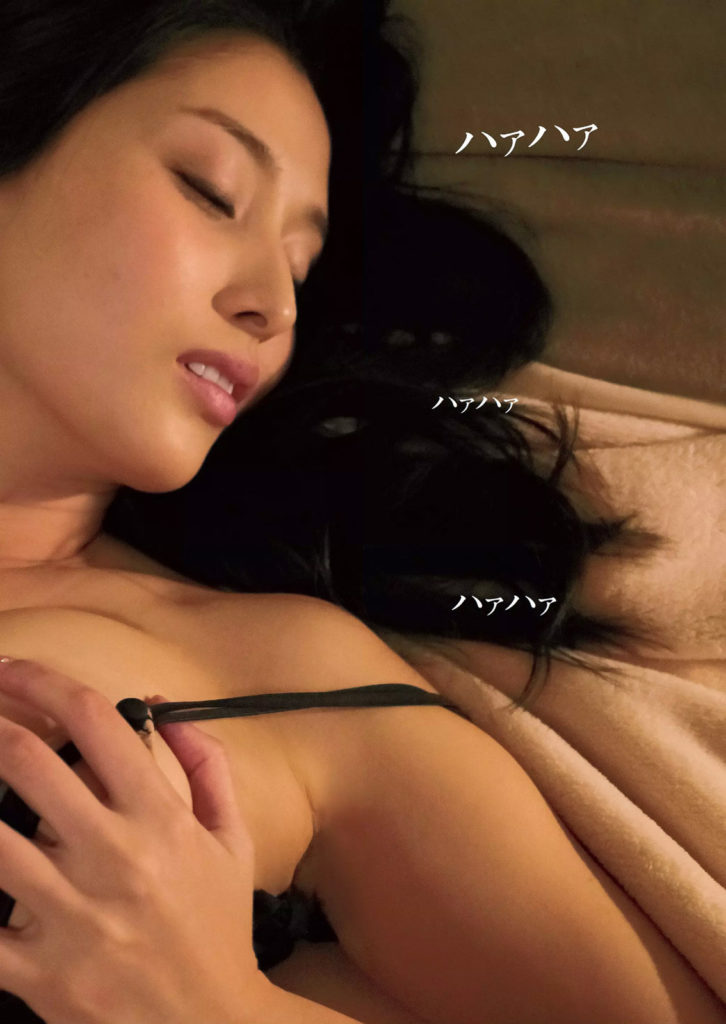 橋本マナミのグラビアエロ画像15
