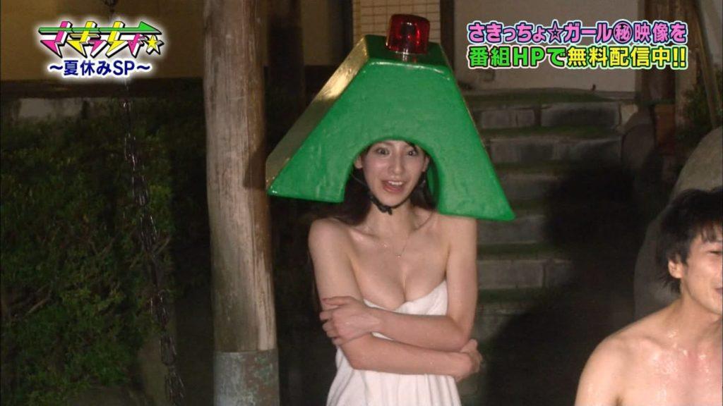 ハプニング不可避のTV入浴シーンのエロ画像35枚・24枚目の画像