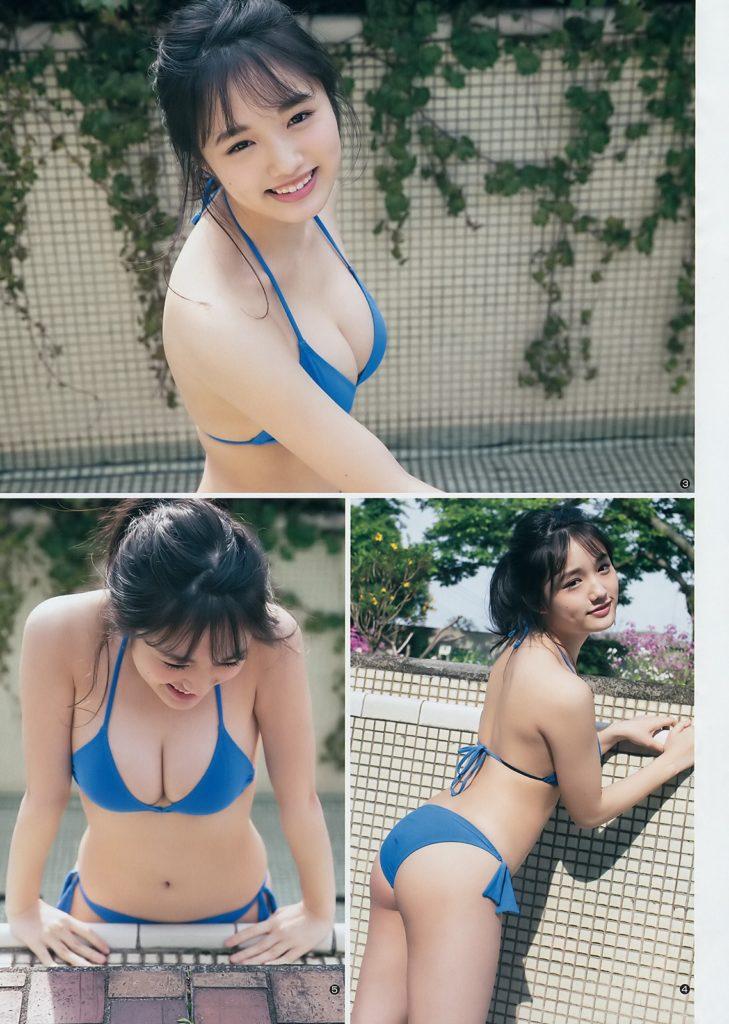 つりビット安藤咲桜(16)の水着グラビアエロ画像60枚・19枚目の画像