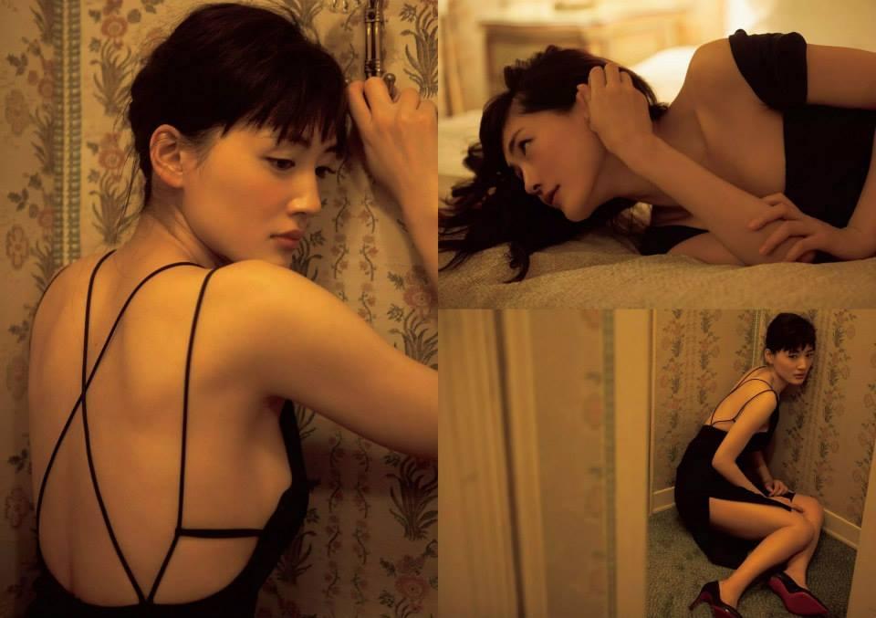 【速報】綾瀬はるかの全裸ヌード入浴してる最新CMエロ画像40枚・16枚目の画像