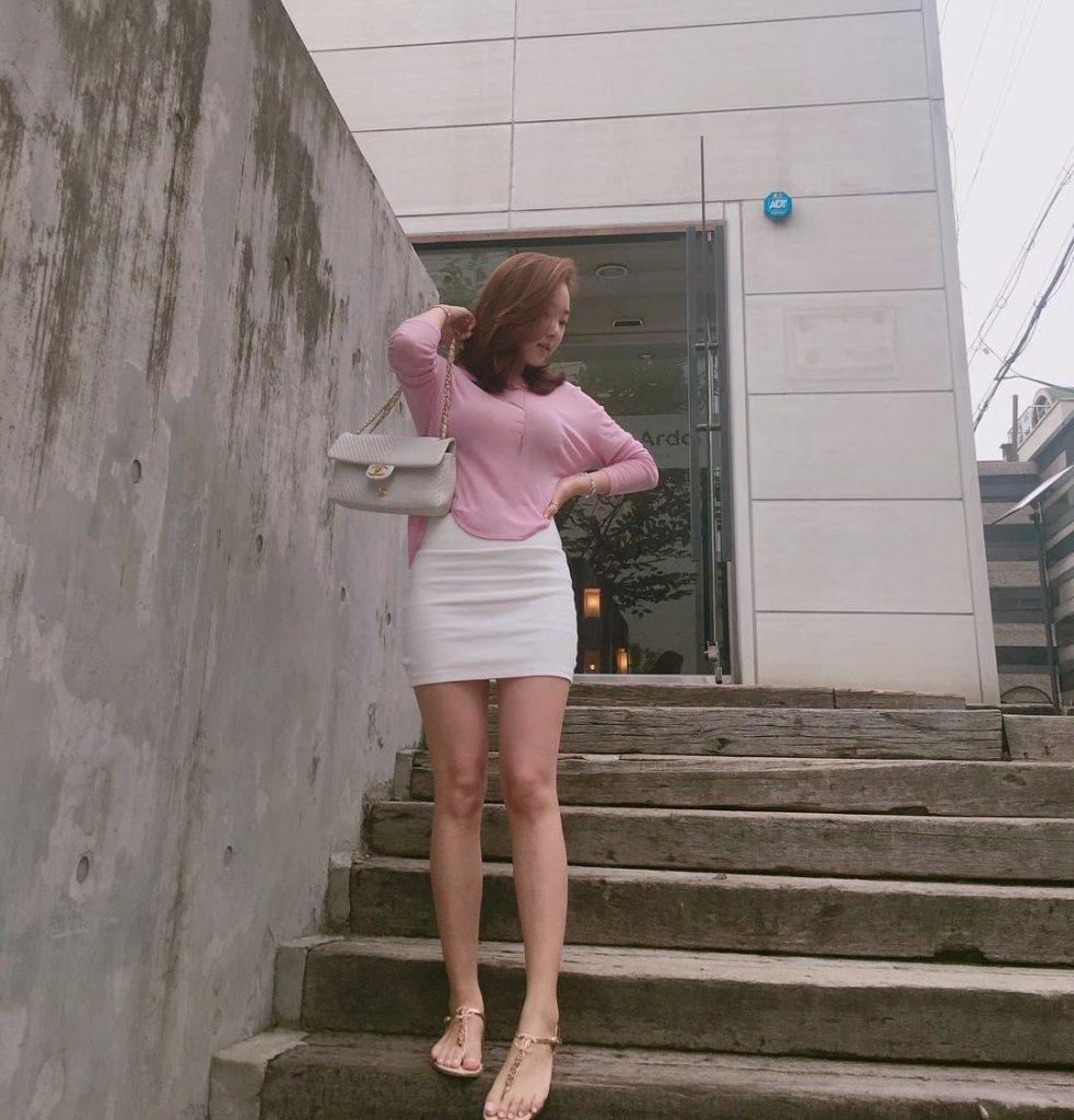 韓国娘の美脚率が異常~!必ず抜ける美女エロ画像33枚・7枚目の画像