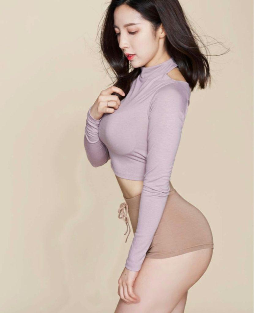 韓国娘の美脚率が異常~!必ず抜ける美女エロ画像33枚・8枚目の画像