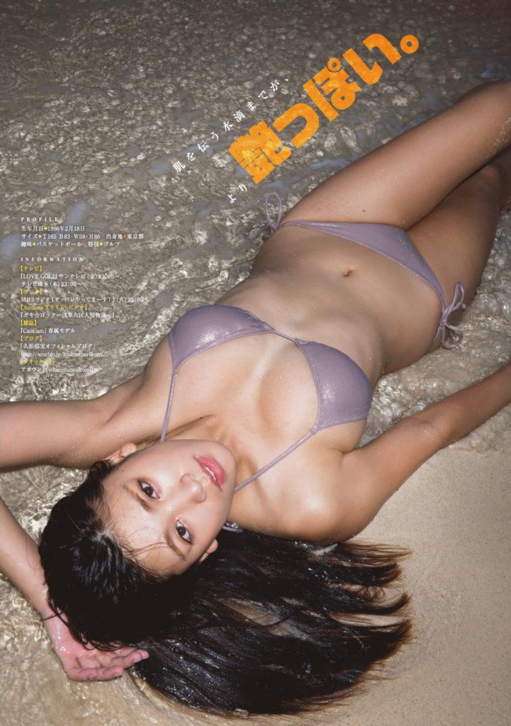 久松郁実(21)の最新グラビア&アイコラエロ画像210枚・23枚目の画像