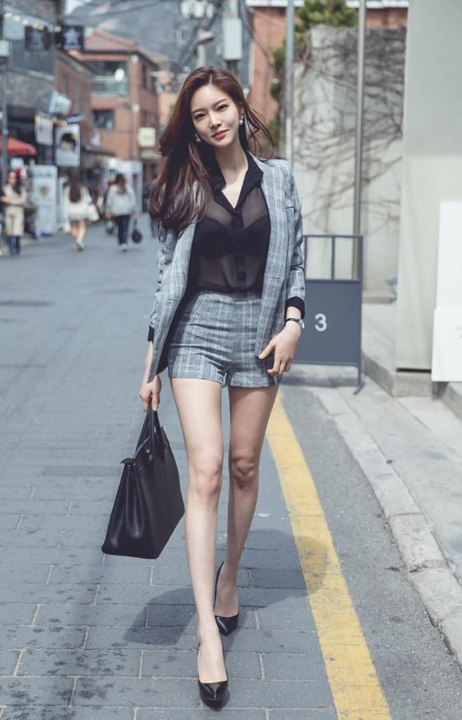 韓国娘の美脚率が異常~!必ず抜ける美女エロ画像33枚・10枚目の画像