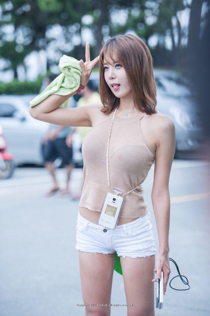 韓国娘の美脚率が異常~!必ず抜ける美女エロ画像33枚・12枚目の画像