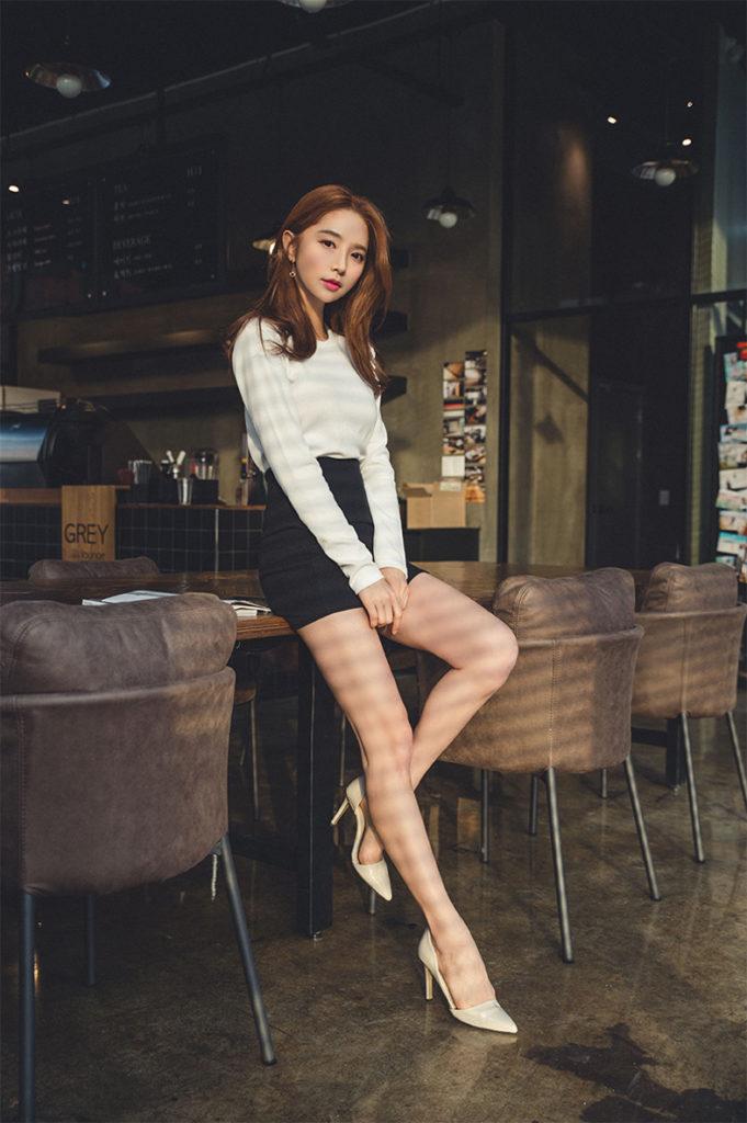 韓国娘の美脚率が異常~!必ず抜ける美女エロ画像33枚・13枚目の画像