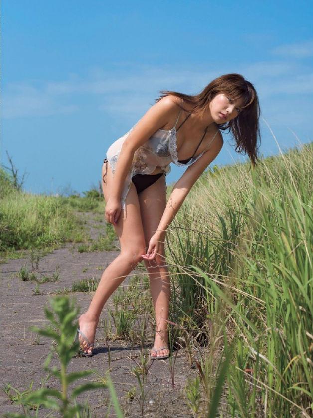 久松郁実(21)の最新グラビア&アイコラエロ画像210枚・118枚目の画像