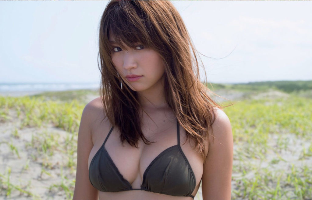 久松郁実(21)の最新グラビア&アイコラエロ画像210枚・119枚目の画像