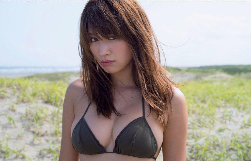 久松郁実(21)の最新グラビア&アイコラエロ画像210枚・139枚目の画像