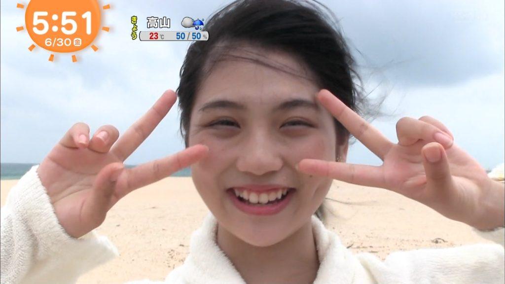 SKE48「意外にマンゴー」の抜ける水着MVエロ画像31枚・17枚目の画像