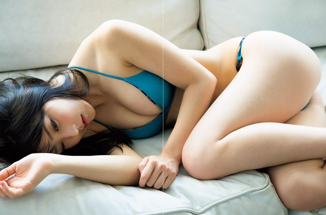 NMB48白間美瑠&太田夢莉のWグラビアエロ画像150枚・36枚目の画像