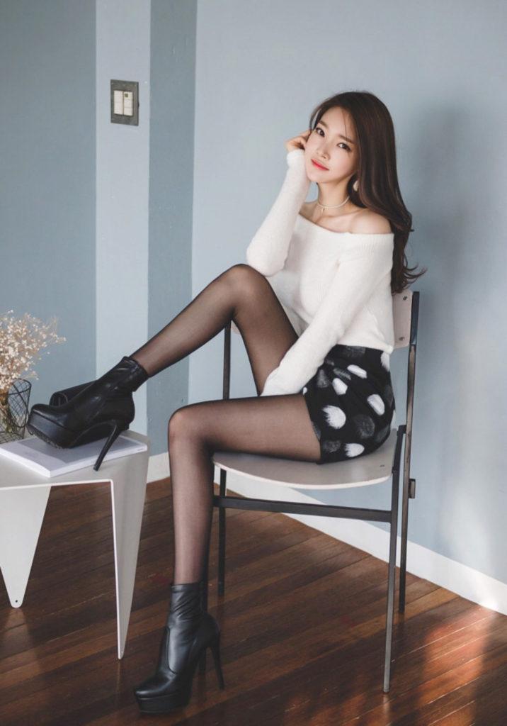 韓国娘の美脚率が異常~!必ず抜ける美女エロ画像33枚・24枚目の画像