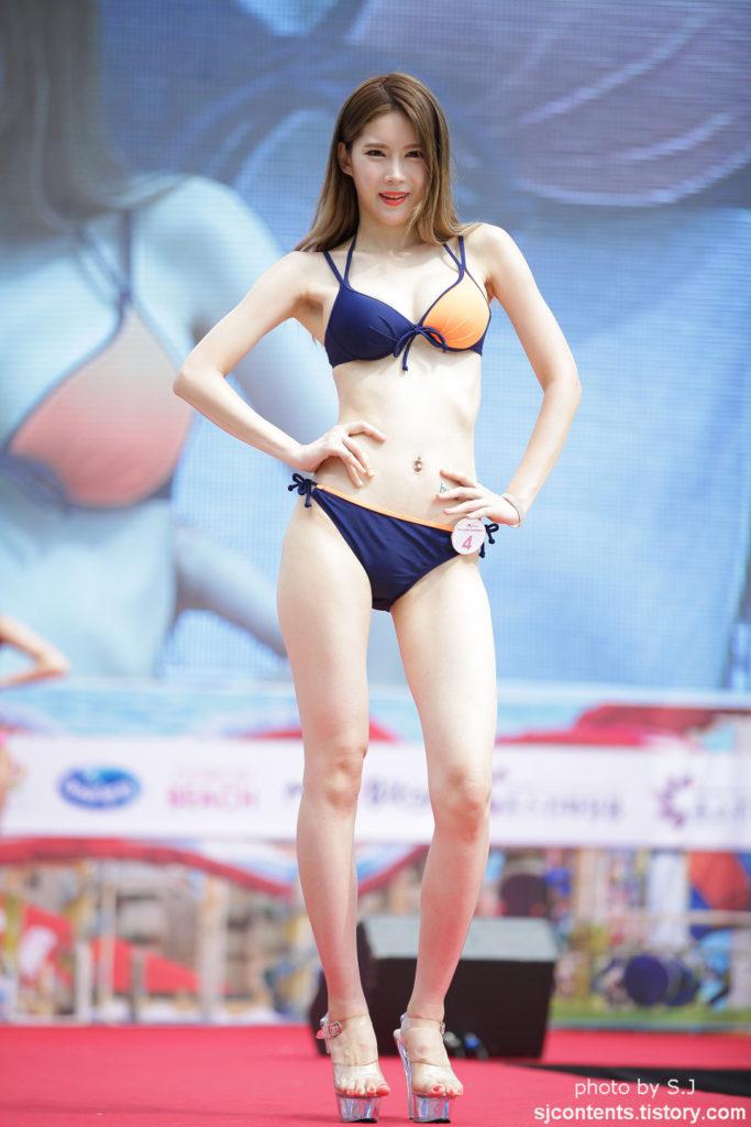 韓国水着ギャルの抜けるエロ画像33枚・24枚目の画像