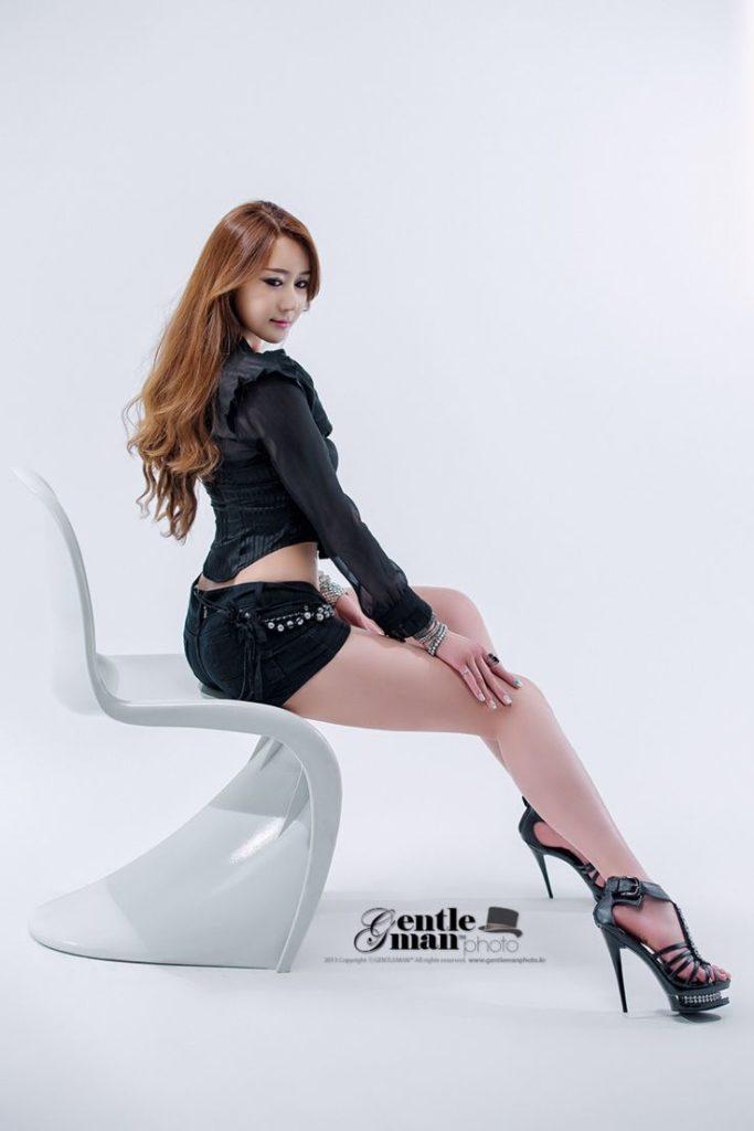 韓国娘の美脚率が異常~!必ず抜ける美女エロ画像33枚・34枚目の画像