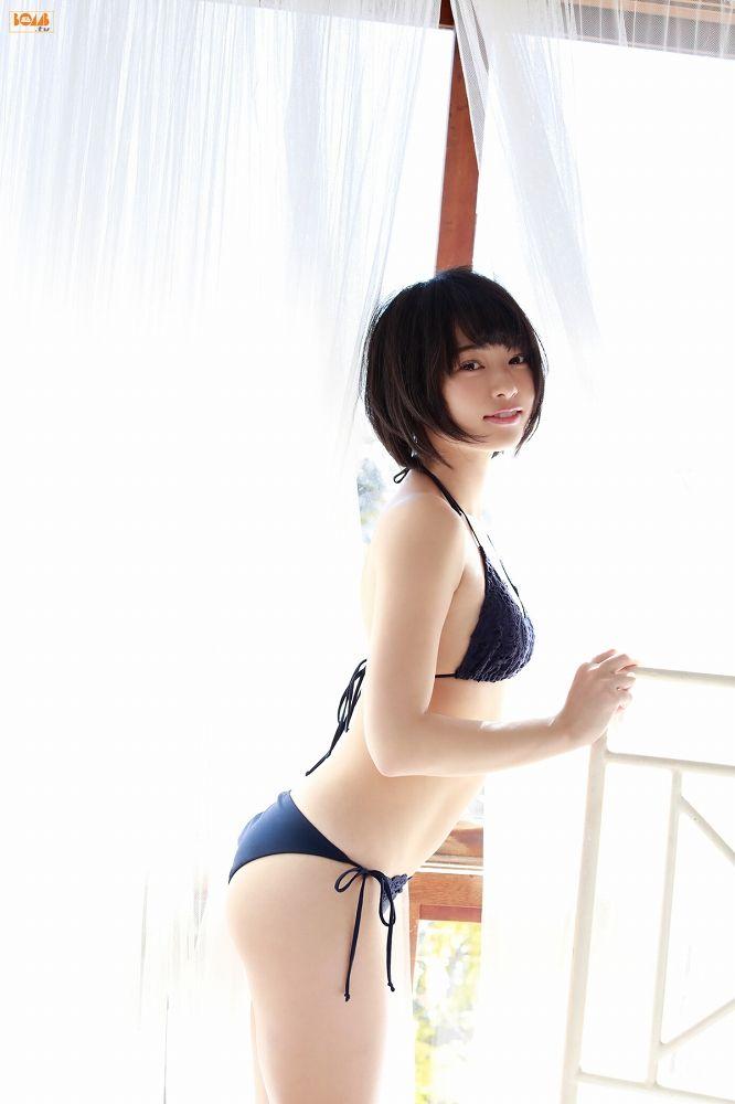 滝口ひかり(23)のアイコラヌード&水着グラビアエロ画像92枚・30枚目の画像