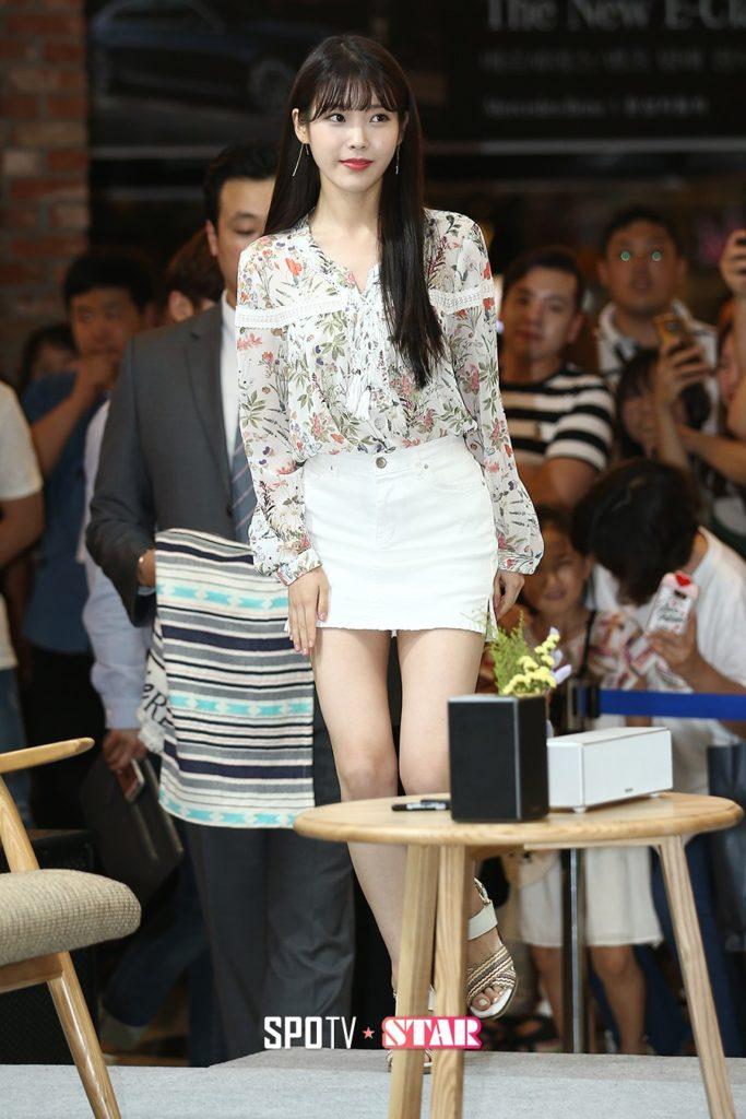韓国娘の美脚率が異常~!必ず抜ける美女エロ画像33枚・38枚目の画像