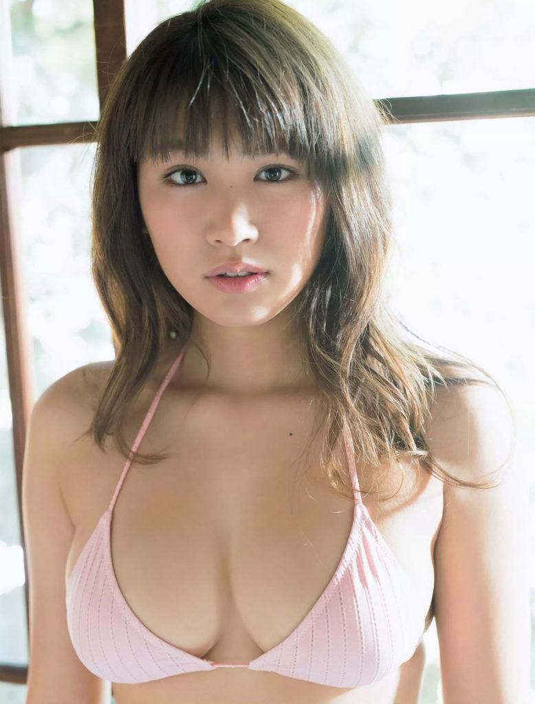 久松郁実(21)の最新グラビア&アイコラエロ画像210枚・54枚目の画像