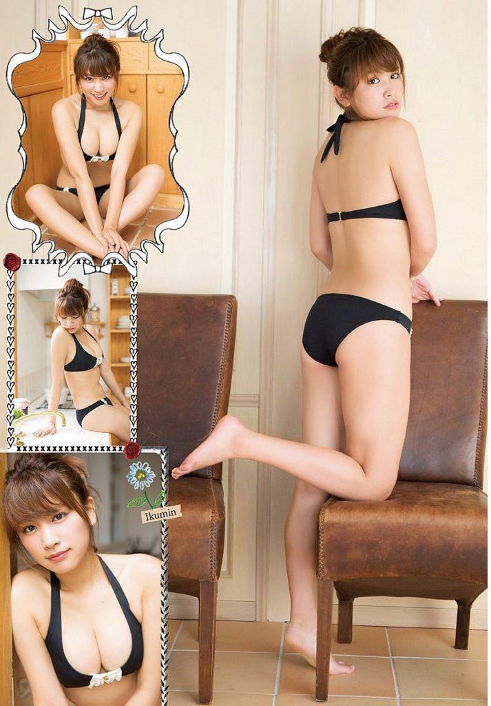 久松郁実(21)の最新グラビア&アイコラエロ画像210枚・79枚目の画像