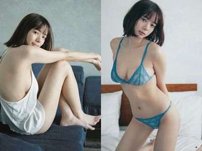 岡田紗佳(23)のパンチラや水着グラビアが抜ける画像120枚