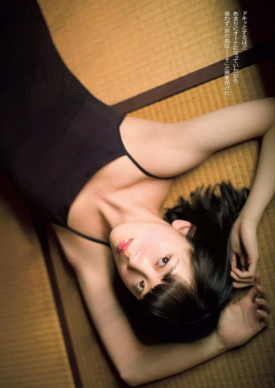 乃木坂46堀未央奈(21)の写真集水着グラビアエロ画像95枚・29枚目の画像