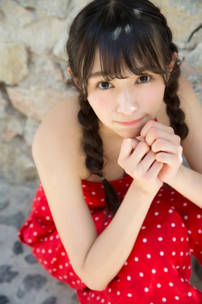 欅坂46渡辺梨加の写真集水着グラビア&アイコラエロ画像97枚・17枚目の画像