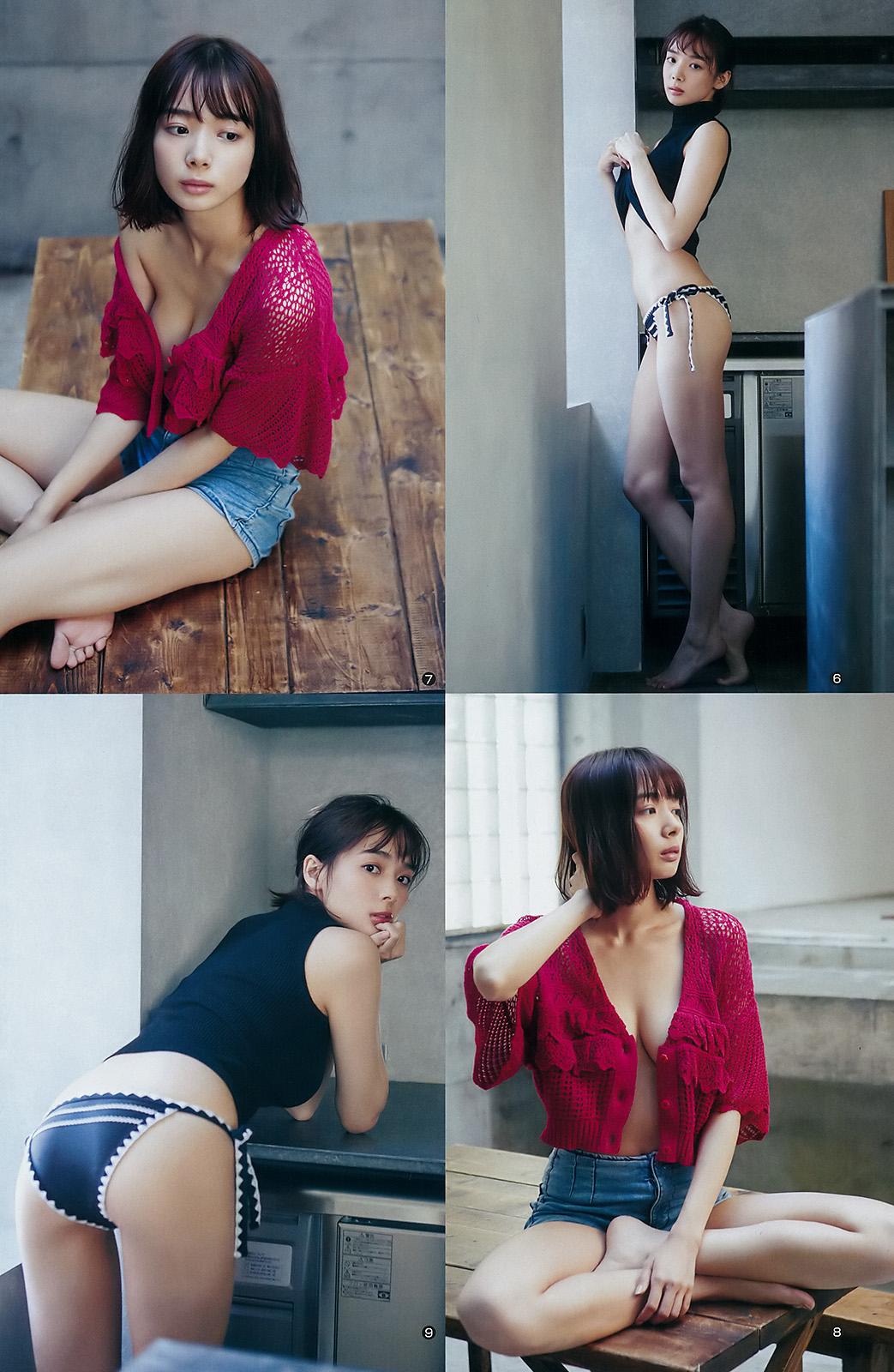 岡田紗佳(24)のパンチラや水着グラビアが抜ける画像160枚・17枚目の画像