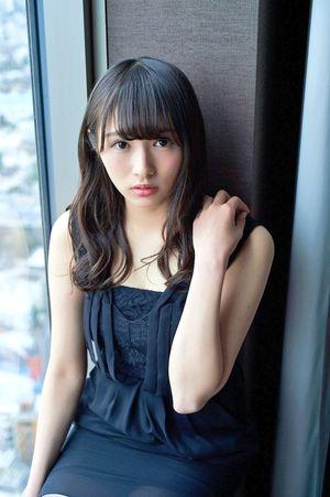 欅坂46渡辺梨加の写真集水着グラビア&アイコラエロ画像97枚・69枚目の画像