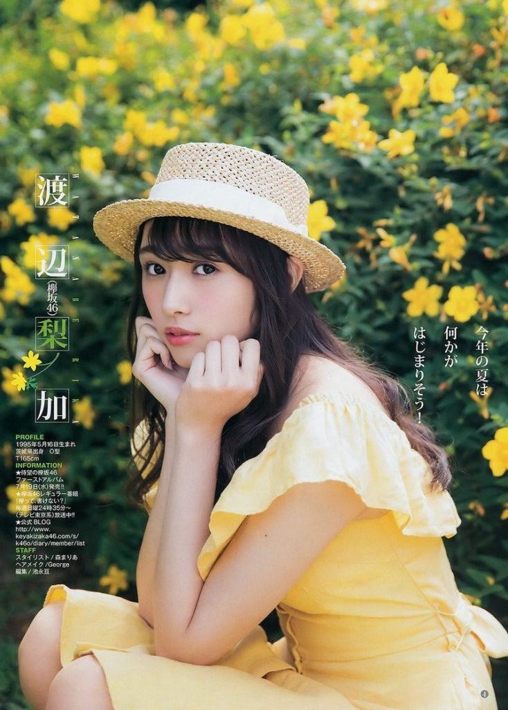欅坂46渡辺梨加の写真集水着グラビア&アイコラエロ画像97枚・72枚目の画像