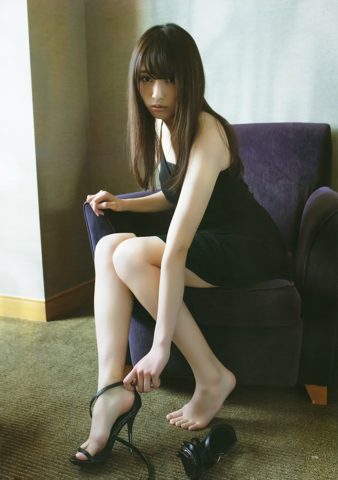 欅坂46渡辺梨加の写真集水着グラビア&アイコラエロ画像97枚・28枚目の画像