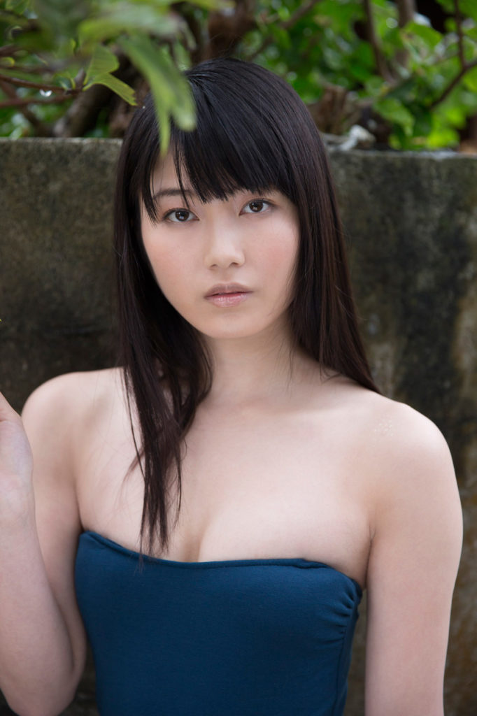 ハミ乳最高~!横山由依(24)の最新エロ画像48枚・24枚目の画像
