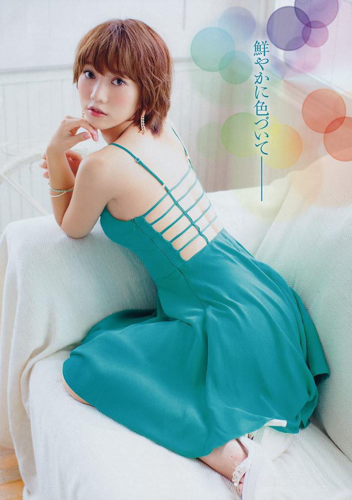 ヌード解禁!元AKB48高城亜樹(26)の抜けるグラビア画像60枚・36枚目の画像