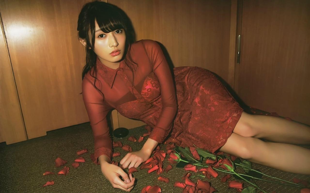 欅坂46渡辺梨加の写真集水着グラビア&アイコラエロ画像97枚・35枚目の画像