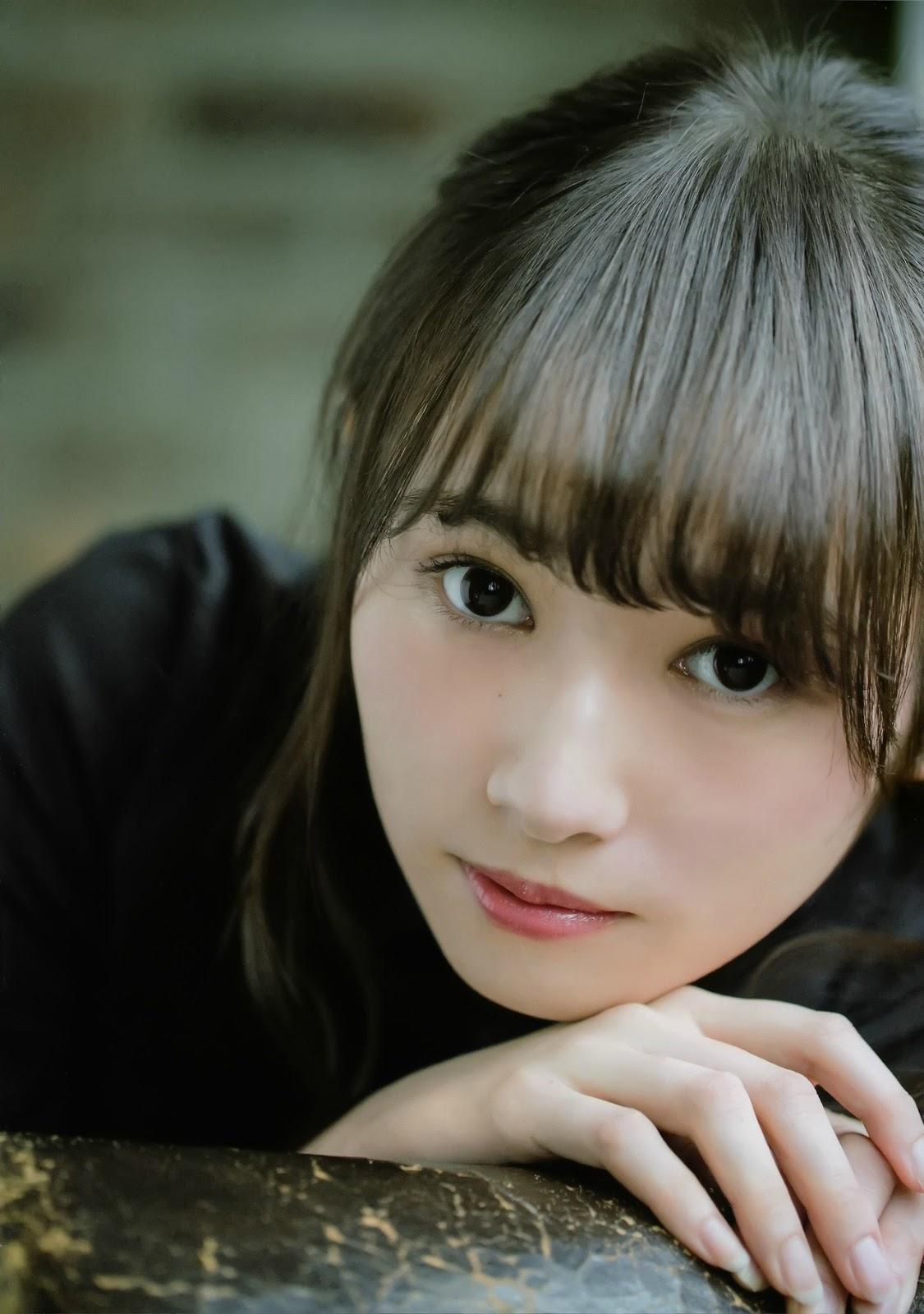 欅坂46渡辺梨加の写真集水着グラビア&アイコラエロ画像97枚・37枚目の画像
