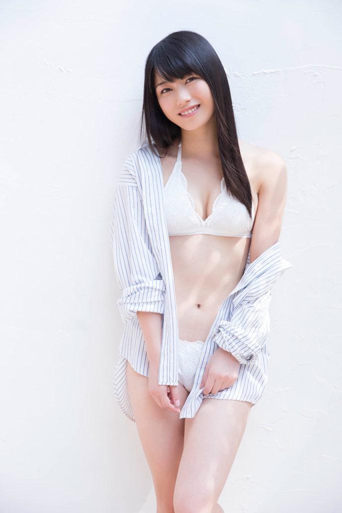 ハミ乳最高~!横山由依(24)の最新エロ画像48枚・29枚目の画像