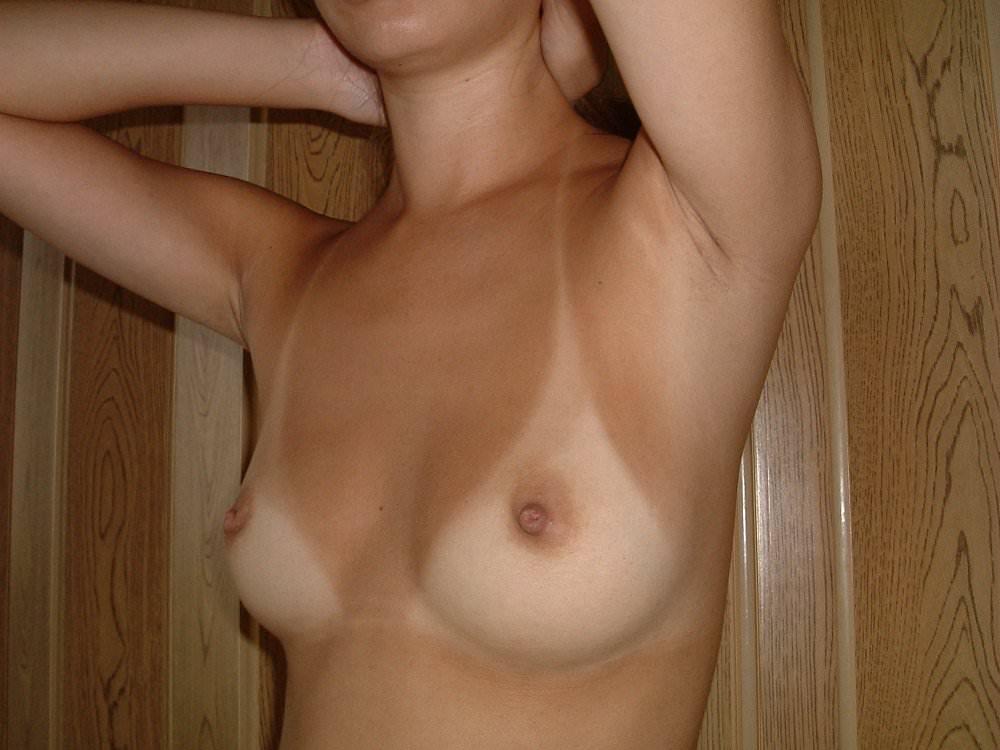 日本人の標準!?褐色系乳首・乳輪のおっぱいエロ画像35枚・39枚目の画像