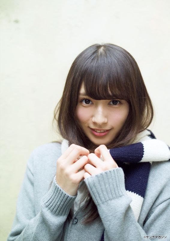 欅坂46渡辺梨加の写真集水着グラビア&アイコラエロ画像97枚・53枚目の画像