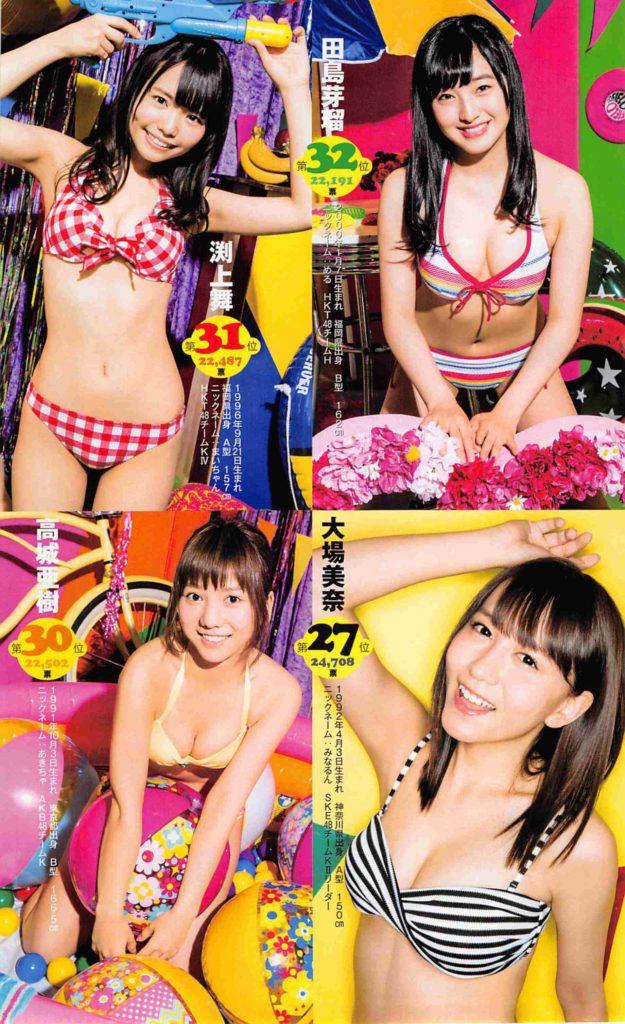 ヌード解禁!元AKB48高城亜樹(26)の抜けるグラビア画像60枚・60枚目の画像