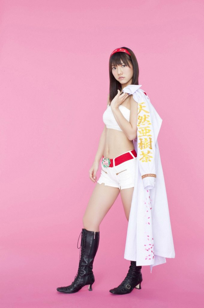 ヌード解禁!元AKB48高城亜樹(26)の抜けるグラビア画像60枚・67枚目の画像