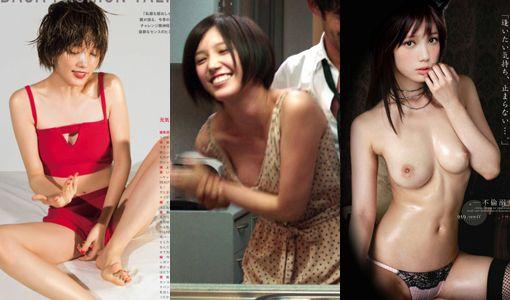 本田翼(24)SEXしまくりアイコラヌード&濡れ場エロ画像73枚・1枚目の画像