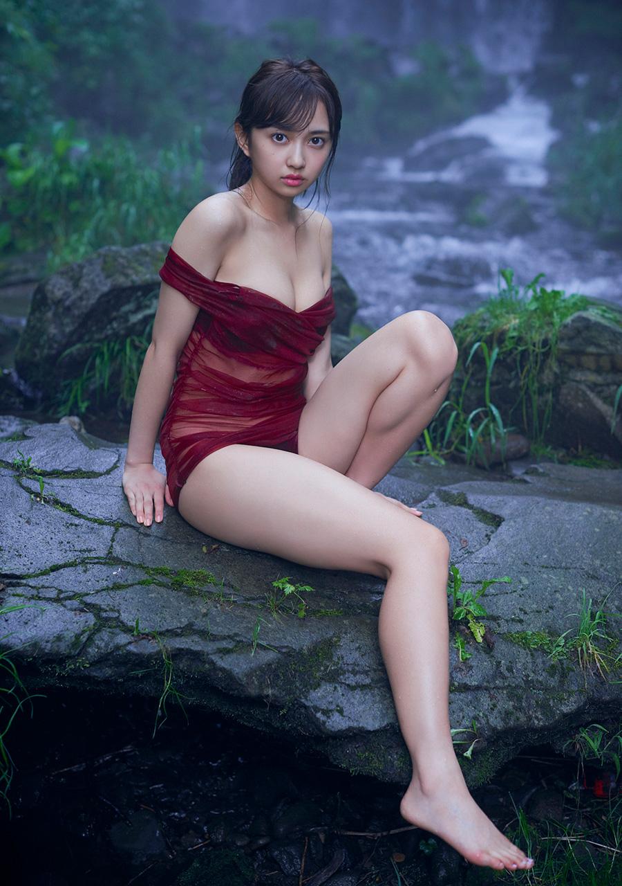 声優・小宮有紗(24)の水着グラビア&ヌード濡れ場画像100枚・70枚目の画像