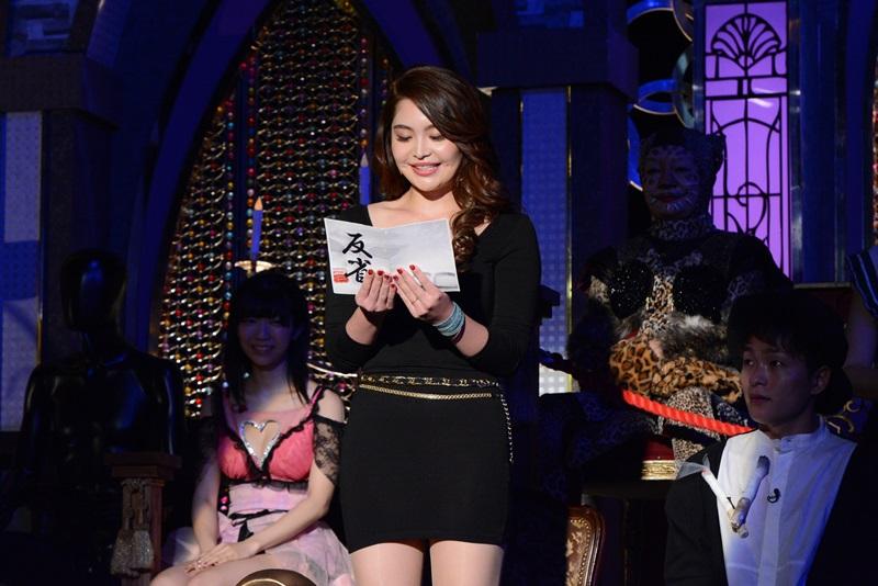 歌恋(24)巨乳演歌歌手の有吉反省会エロキャプ画像33枚・3枚目の画像
